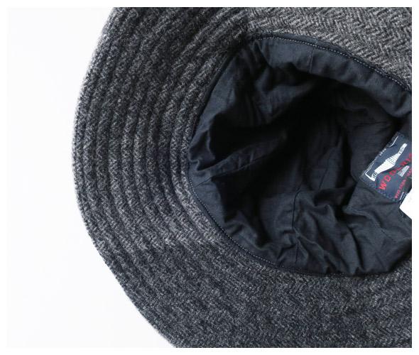 Engineered(エンジニアドガーメンツ) 帽子 BC009の商品ページです。