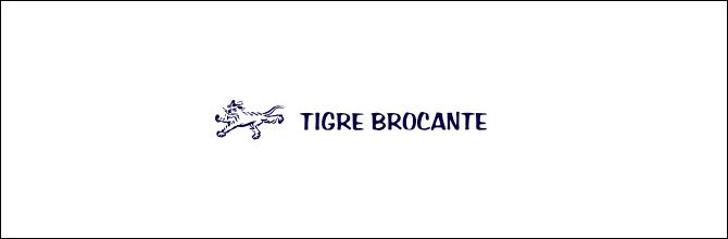 TIGRE BROCANTE