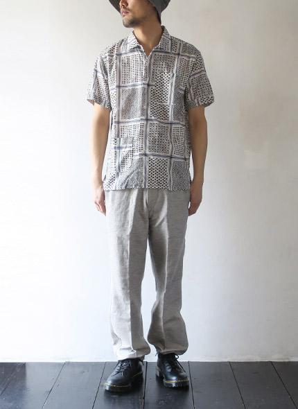 Engineered Garments(エンジニアドガーメンツ) キャンプシャツ CD091の商品ページです。