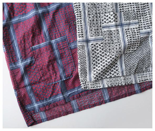 Engineered Garmentsのシャツの詳細画像