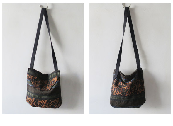Engineered Garmentsのバッグの詳細画像