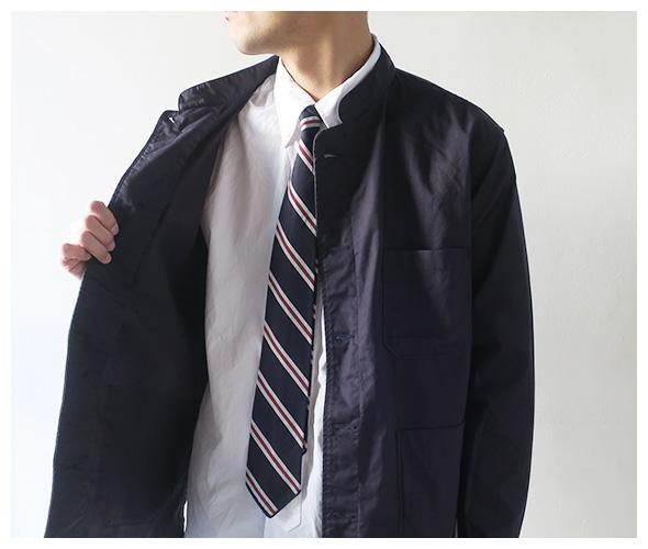 Engineered Garments(エンジニアドガーメンツ) ネクタイ EF034の商品ページです。