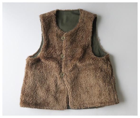 Engineered Garments(エンジニアドガーメンツ) オーバーベスト FG196の商品ページです。