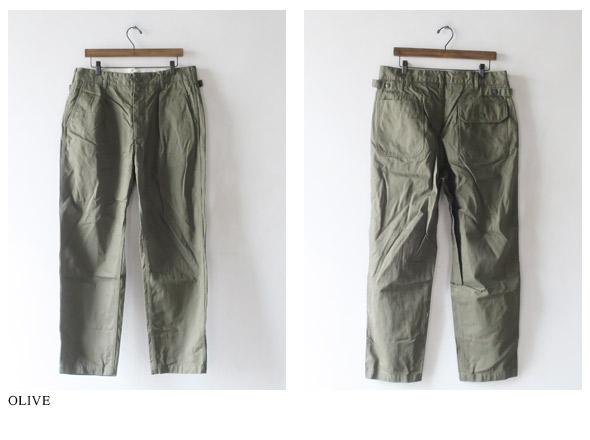 Engineered Garmentsのパンツの詳細画像