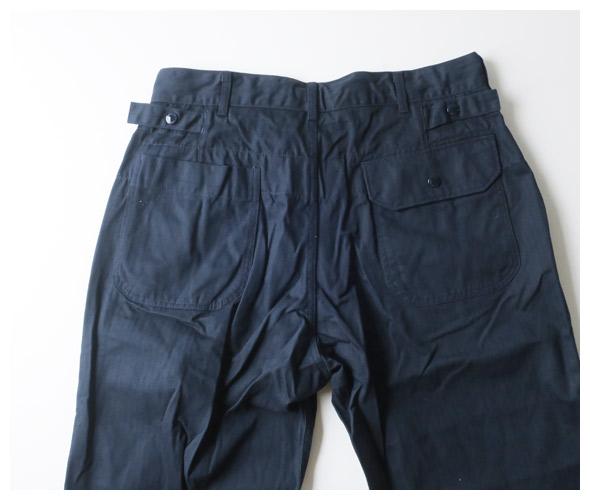 Engineered Garments(エンジニアドガーメンツ) Ground Pant - Cotton HB Twill fg292の商品ページです。