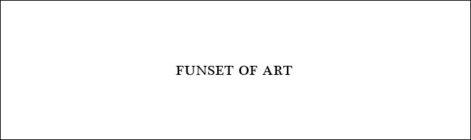 FUNSET OF ART
