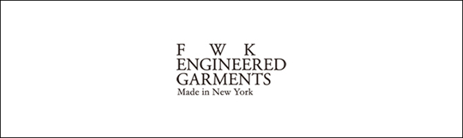 FWK by ENGINEERED GARMENTS