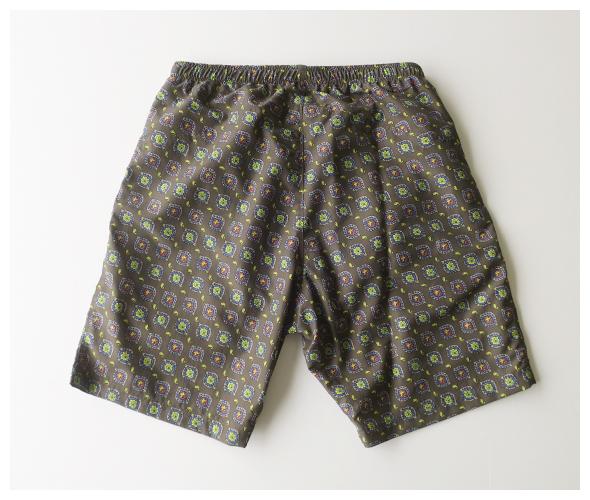 Needles ニードルズ Swim Short - Nylon Tussore / Print スイムショーツ