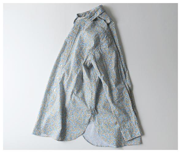 Engineered Garments(エンジニアドガーメンツ) 19th BD Shirt - Mini Floral Print シャツ hj165の商品ページです。