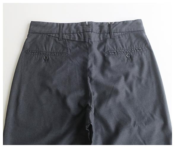 Engineered Garments エンジニアドガーメンツ Andover Pant - Wool Gabardine アンドーバーパンツ