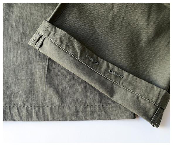 Engineered Garments(エンジニアドガーメンツ) Sailar Pant - HB Twill hj591の商品ページです。