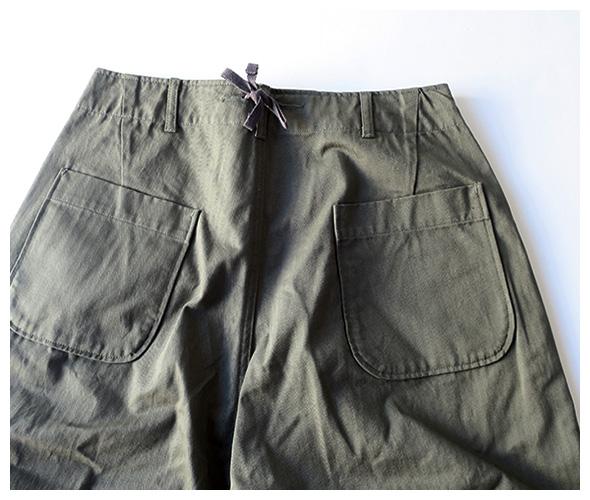 Engineered Garments エンジニアドガーメンツ Sailar Pant - HB Twill セイラーパンツ