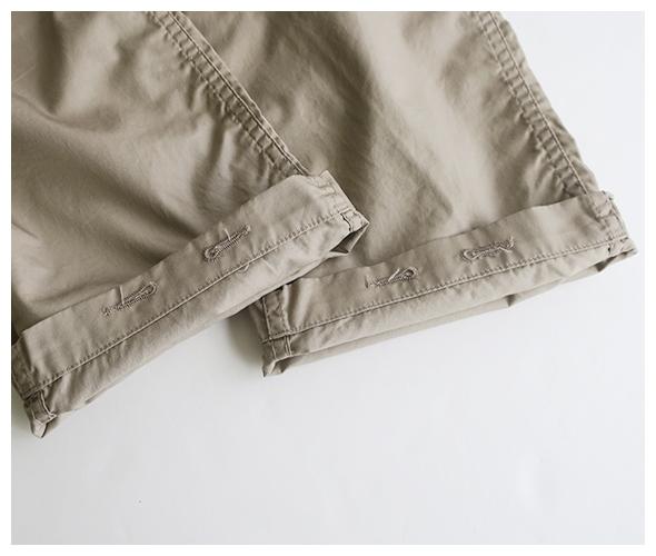 Engineered Garments エンジニアドガーメンツ Ground Pant - High Count Twill グランドパンツ