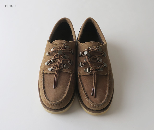 Engineered Garments × Sebago Overlap - Waxy Suede エンジニアドガーメンツ シューズ