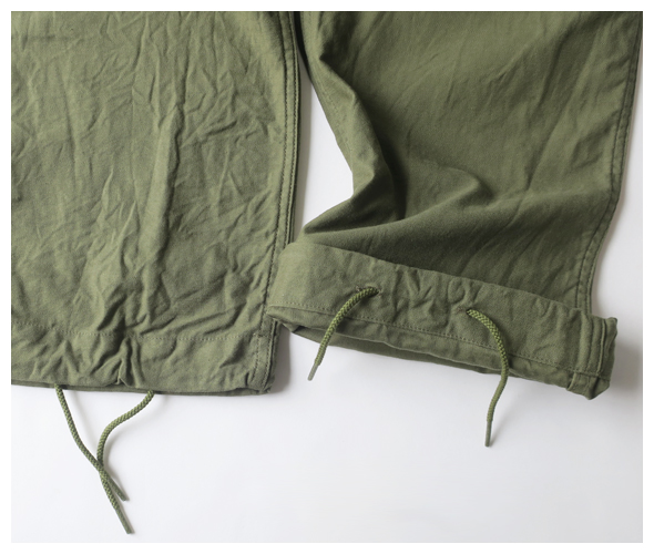 NEEDLES(ニードルズ) String Fatigue Pant - Back Sateen in131の商品ページです。