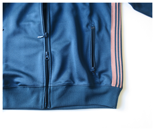 NEEDLES(ニードルズ) Track Jacket - Poly Smooth in180の商品ページです。