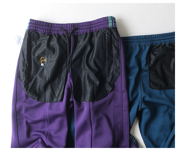 Needles(ニードルズ) Track Pant - Poly Smooth IN181の商品ページです。