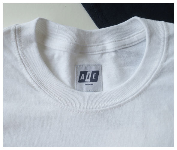 Aie(エーアイイー) Tシャツ in609の商品ページです。