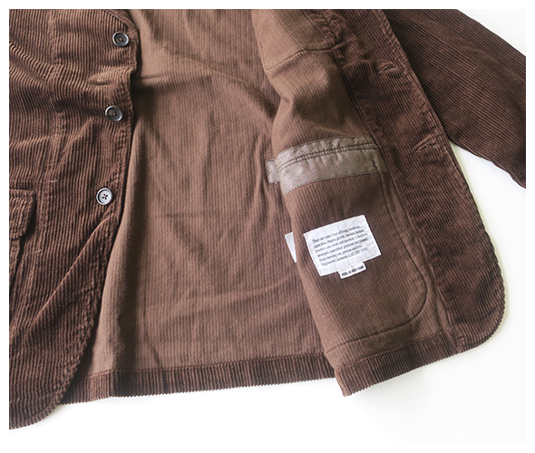 Engineered Garments(エンジニアドガーメンツ) ジャケット jl111の商品ページです。