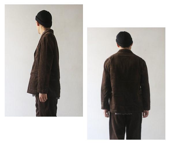 Engineered Garments - Loiter Jacket - 8W Corduroy エンジニアドガーメンツ ロイタージャケット