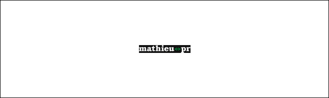 Mathieu-pr