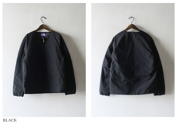 THE NORTH FACE PURPLE LABELのジャケットの詳細画像