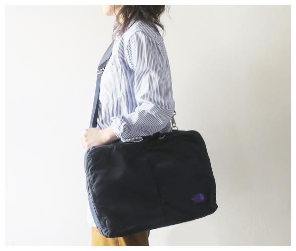 THE NORTH FACE PURPLE LABEL(ノースフェイスパープルレーベル) LIMONTA Nylon 3WAY BAG S nn7913nの商品ページです。