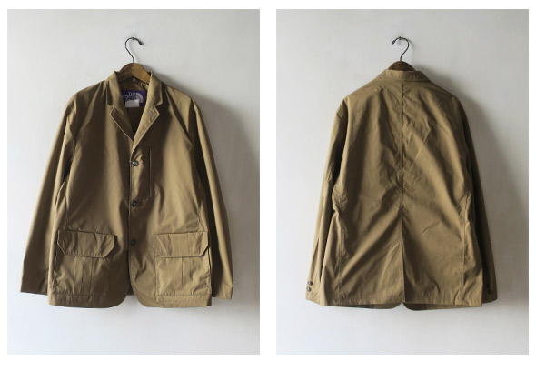 THE NORTH FACE PURPLE LABEL ノースフェイス パープルレーベル 65/35 BERKELEY JACKET