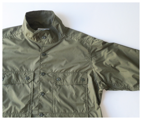 SASSAFRAS(ササフラス) シャツジャケット sf-201680の商品ページです。