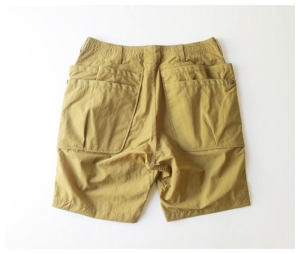 SASSAFRAS(ササフラス) Whole Hole Pants 1/2 sf-211806-の商品ページです。