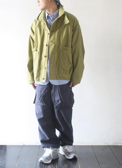 SASSAFRAS - Overgrown Hiker Jacket ササフラス ジャケット