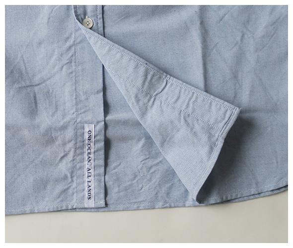 nanamica(ナナミカ) ボタンダウンシャツ sugs006の商品ページです。