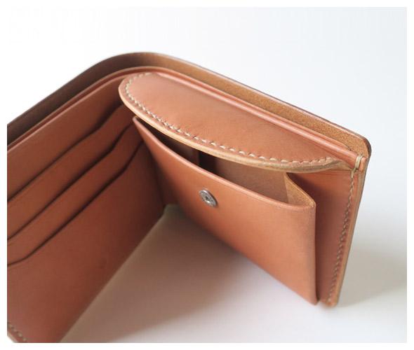 MOTO(モト) 2つ折り Short Wallet w1の商品ページです。